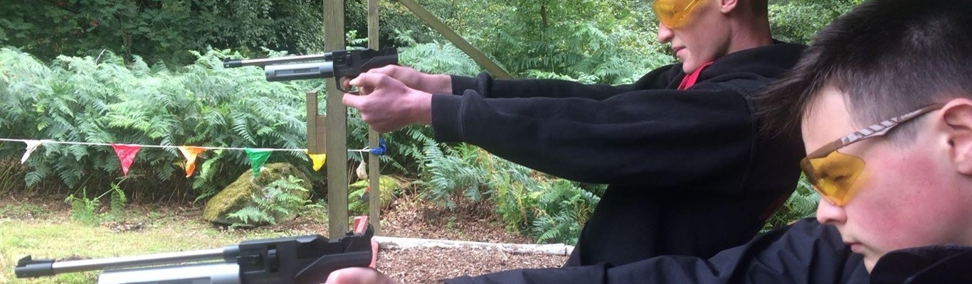 From Archery to Rifles, experience all things shooting