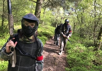 Why not book a private Airsoft Party