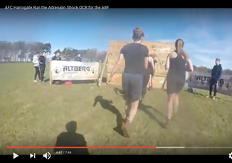 Adrenalin Shock Obstacle Course race 2015 to present