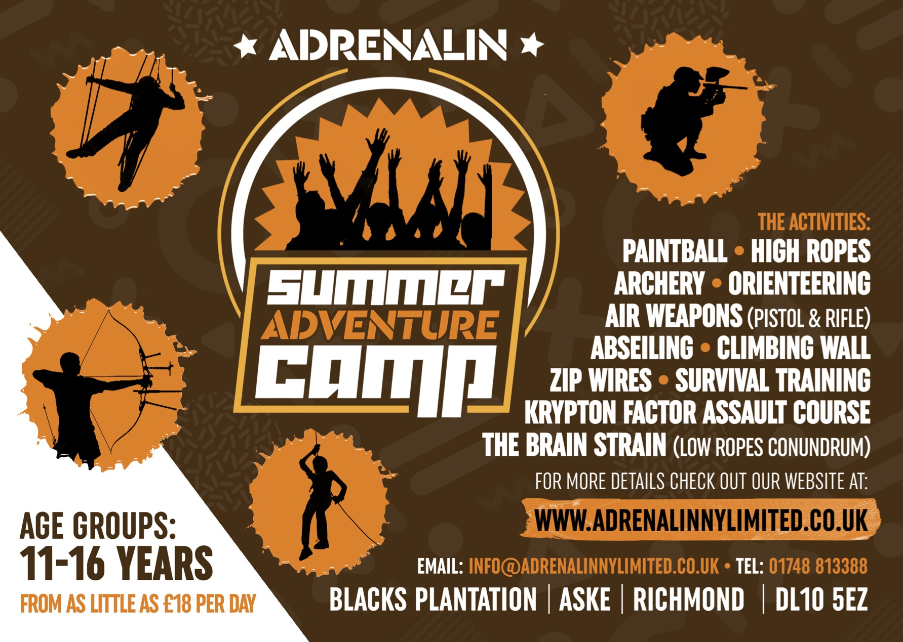 Adrenalin Summer Camp